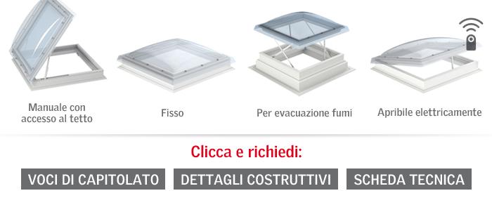 Come sostituire vecchi cupolini con finestre per tetti piani - Finestre per tetti piani ...