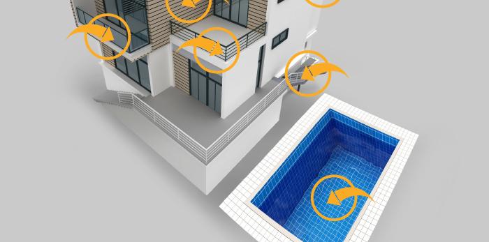 Impermeabilizzazioni Sika per edifici residenziali